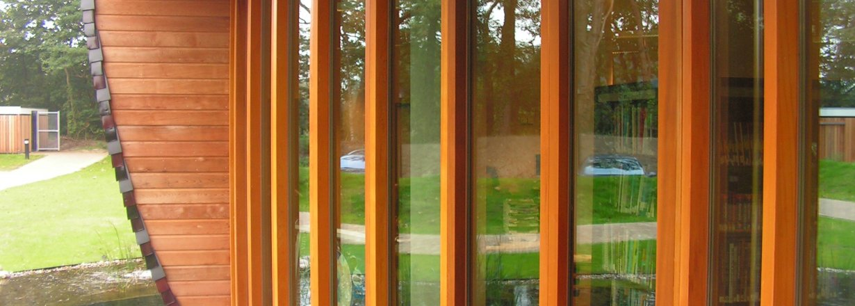 Oregon Pine kozijnhout