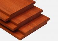 Padoek hout Cairo (channelsiding)